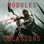 Crysis 3 - Guía de localización de los módulos de mejoras para el Nanotraje