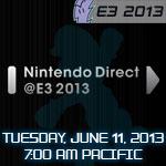 Nintendo Direct E3 2013: Lo más destacado, revelaciones y dónde verlo en directo