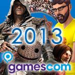 Gamescom 2013 (Noticias, imágenes, avances, vídeos de videojuegos...)