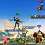 Una nueva actualización de New Smash Bros. Wii U añade 15 nuevas etapas al modo de 8 jugadores