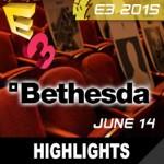 E3 2015: Livestream del Bethesda E3 Showcase - noticias y revelaciones destacadas