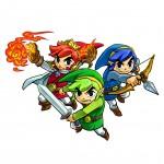 El juego The Legend of Zelda: Tri Force Heroes llegará a Nintendo 3DS