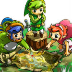 32 niveles y un modo Boss Rush están entre las funcionalidades confirmadas para The Legend of Zelda: Tri Force Heroes