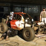 Los buggies personalizables de la expansión de Dying Light, The Following lucen enormemente divertidos