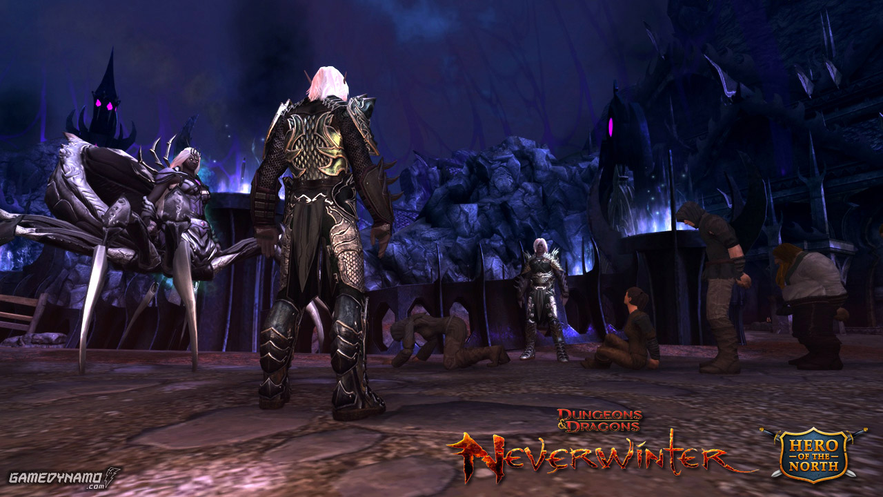 Dungeons and Dragons Neverwinter Screenshots (PC)
