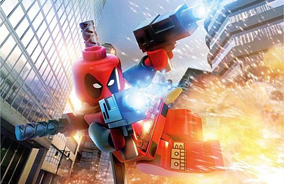 LEGO Marvel Super Heroes – Guía de ladrillos de Deadpool