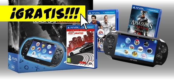 Articulo Concurso Grita Y Gana Gratis Un Pack De Playstation Vita