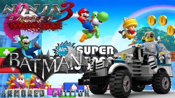 Wii U Games List : Noticias de juegos revelan los lanzamiento para