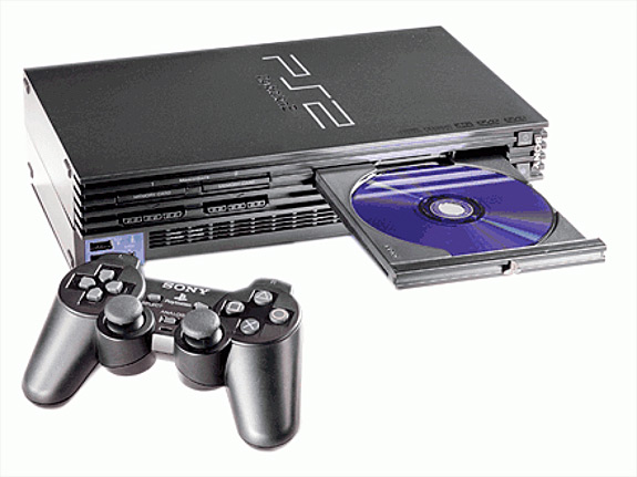 Sony cancels PS2 in Japan