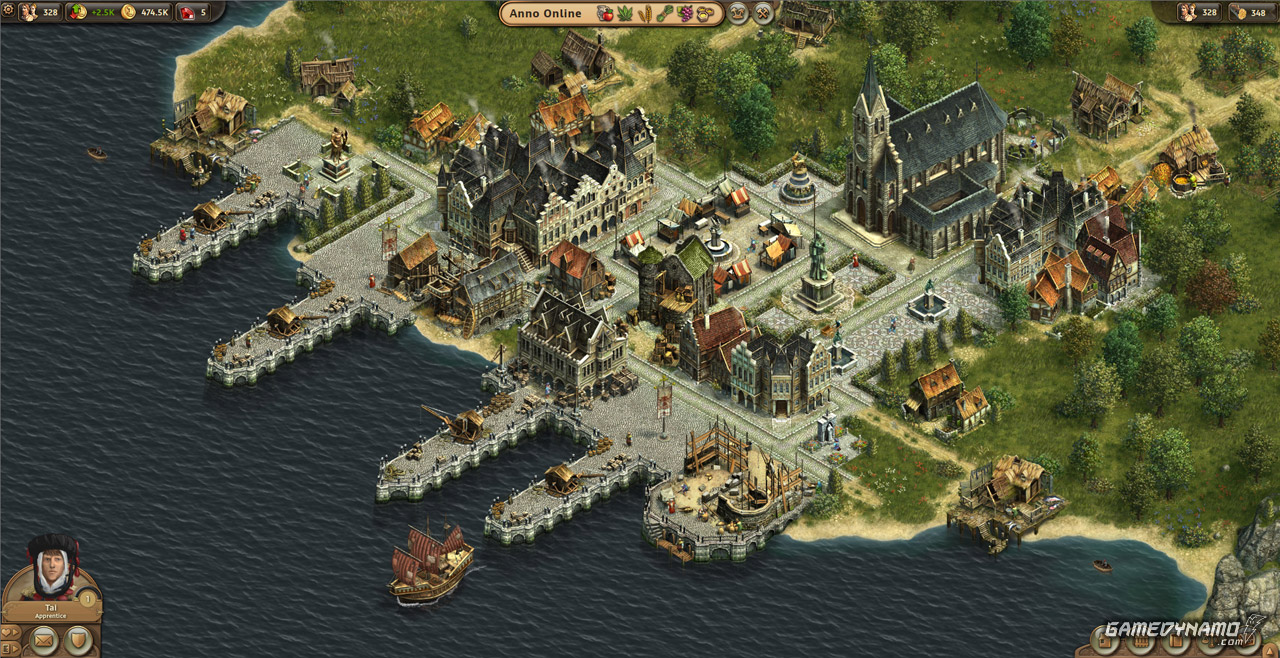 Anno Online: (PC) Review Screenshots