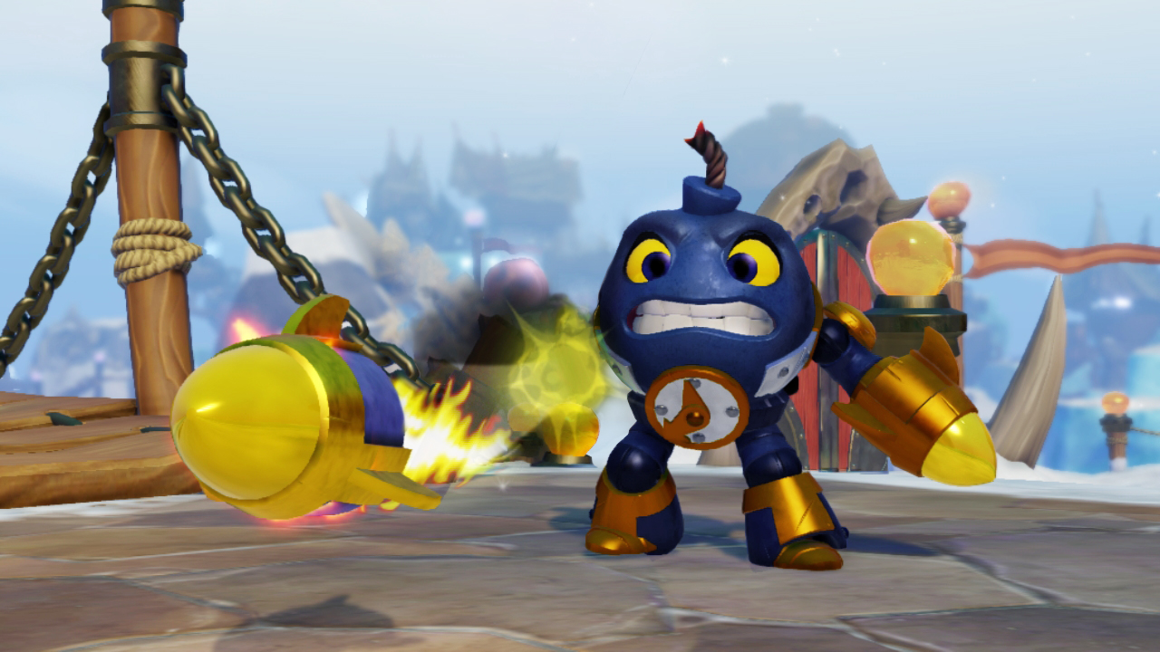 Noticias de Juegos: Confirman Skylanders SWAP Force para PS4, Xbox One