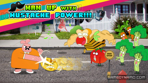 Mutant Fridge Mayhem- Gumball (iOS) Review Screenshots