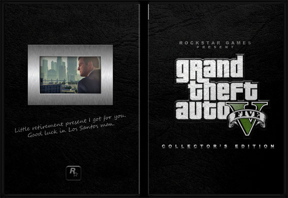 Rockstar Games details Grant Theft Auto V Special Edition and Collector's Edition