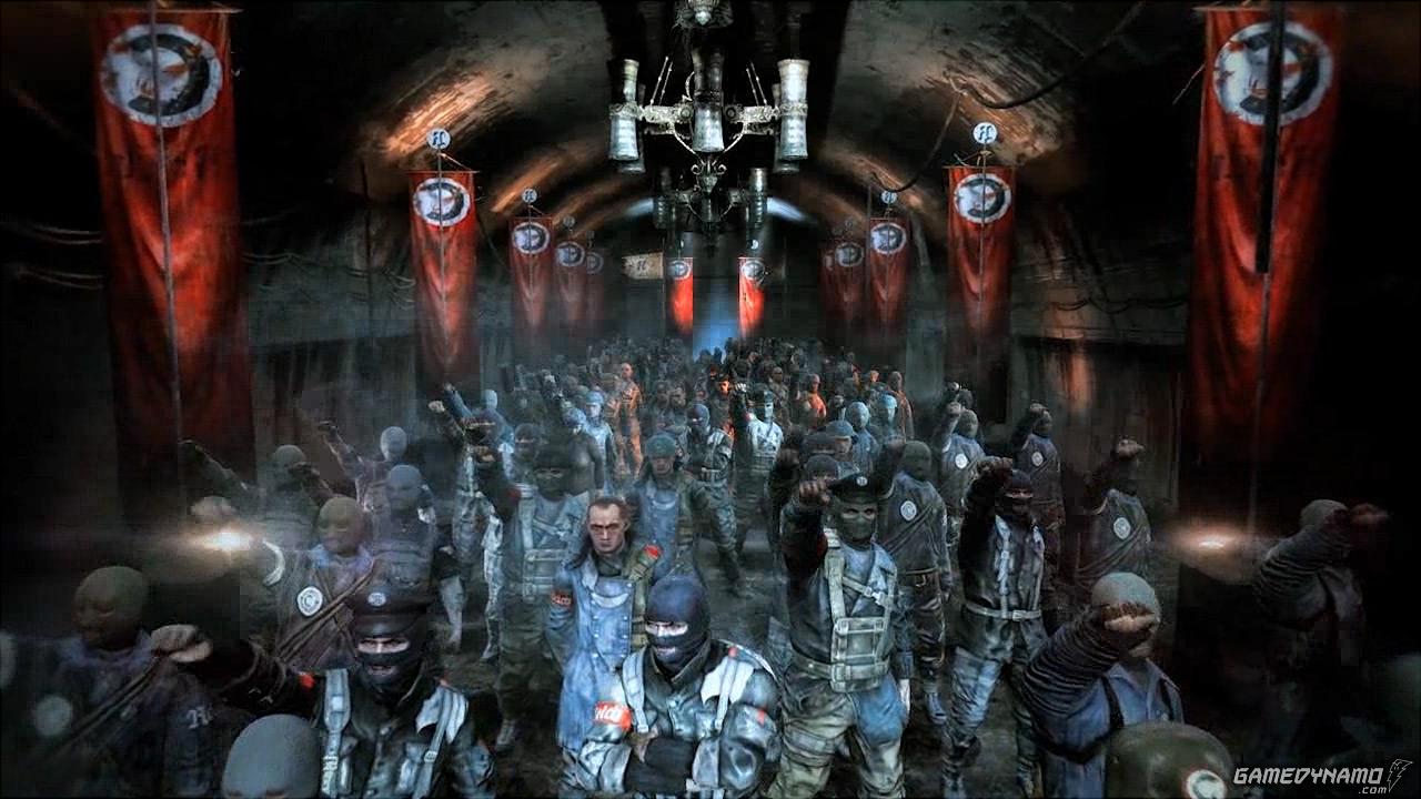 Metro: Last Light -- Unos buscan la raza pura tras el holocausto mundial