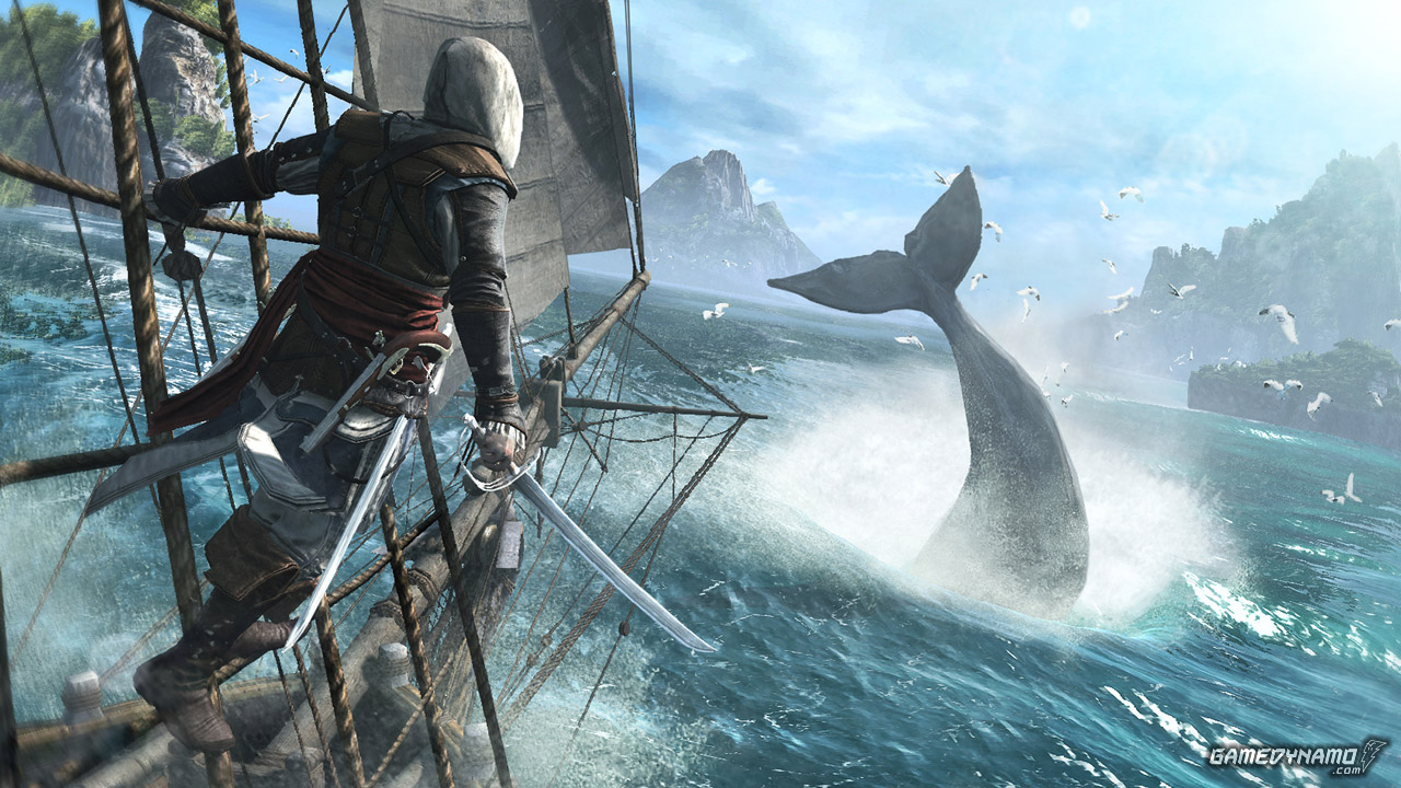 Assassin's Creed IV: Black Flag - Achievements & Trophies Guide