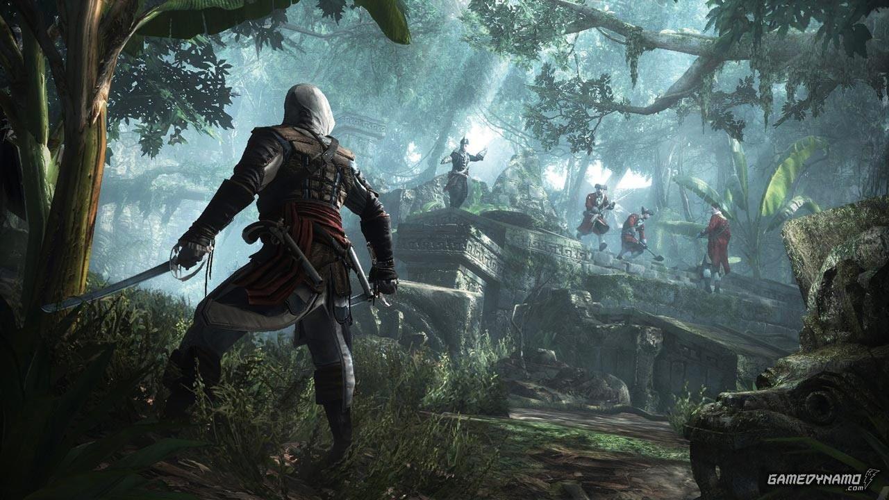 Download The Assassin S Creed Iv Black Flag Wallpapers: Guía General De Trucos Y Sorpresas
