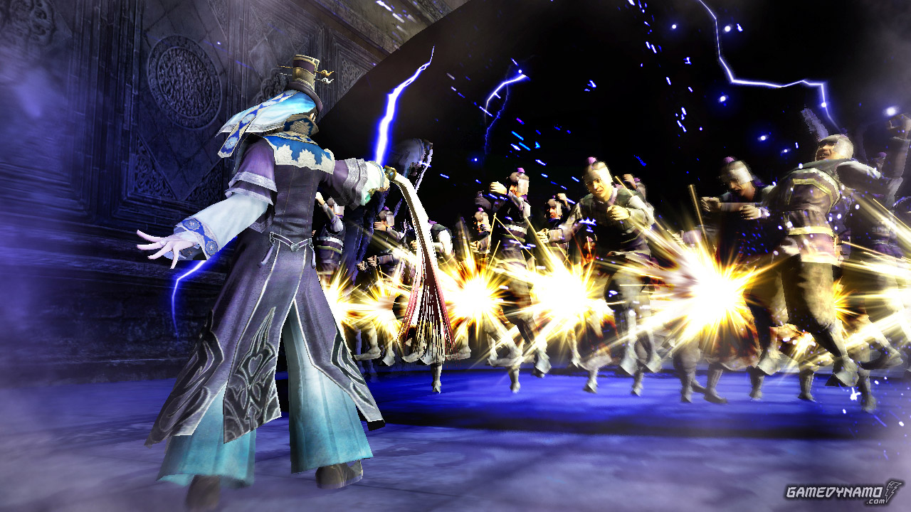 Dynasty Warriors 8 (PS3, X360) 5 Star Weapons Guide