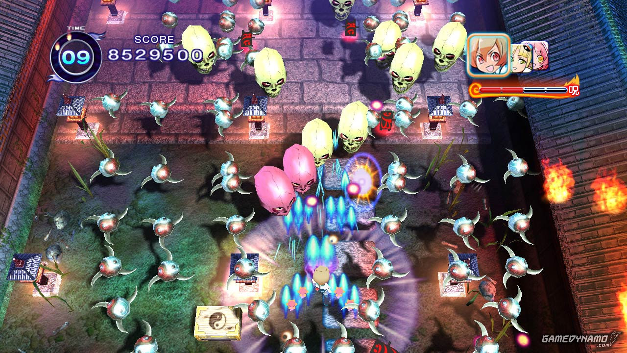 Mamorukun Curse! (PS3) Review Screenshots