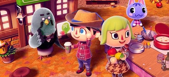 Animal Crossing New Leaf Coffee Shop Cheats