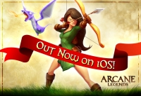 Arcane Legends - Arcane Legends Screenshots