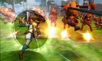 Hyrule Warriors: Legends (3DS) - Hyrule Warriors: Legends Screenshots