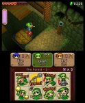The Legend of Zelda: Tri Force Heroes - The Legend of Zelda: Tri Force Heroes (3DS) Hands-On Preview Screenshots