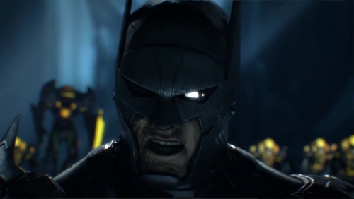Future Batman in DCUO