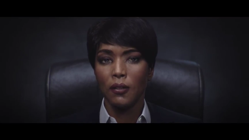 E3 2015 White Masks Reveal with Angela Bassett