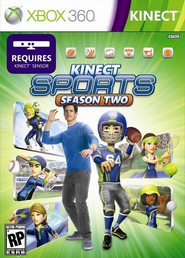 Kinect Sports Season Two Xbox 360 Gamedynamo