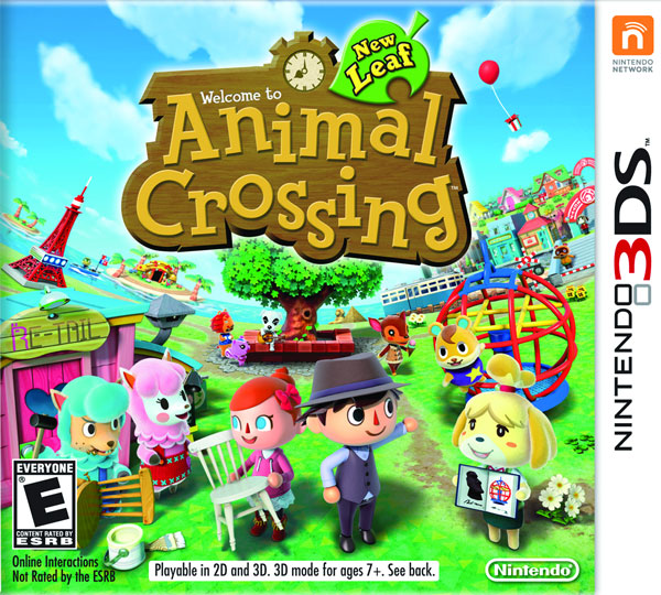 animal crossing new leaf 3ds gu a general trucos. Black Bedroom Furniture Sets. Home Design Ideas