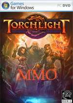 Torchlight MMO (Working Title) Box Art