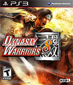 Dynasty Warriors 8 Box Art