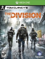 Tom Clancy's The Division Box Art