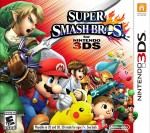 Super Smash Bros. 3DS Box Art