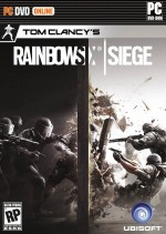 Tom Clancy's Rainbow Six: Siege Box Art