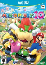 Mario Party 10 Box Art