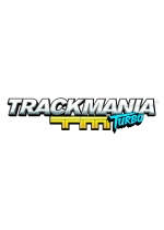 Trackmania Turbo Box Art