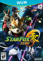 Star Fox Zero Box Art