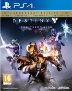 Destiny: The Taken King Box Art