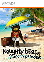 Naughty Bear: Panic in Paradise