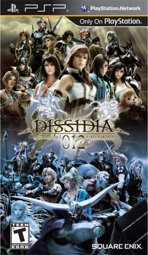 Dissidia 012 [duodecim] Final Fantasy (Sony PSP) Análisis | GameDynamo